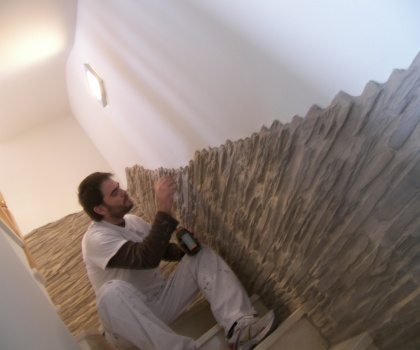 Pintura y paneles decorativos Vilanova i la Geltrú