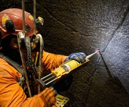 Trabajos en vertical Vilanova i la Geltrú