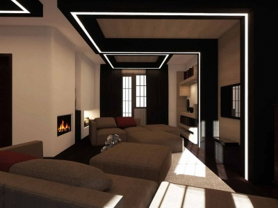 Paneles decorativos e instalaciones de pladur Vilanova i la Geltrú