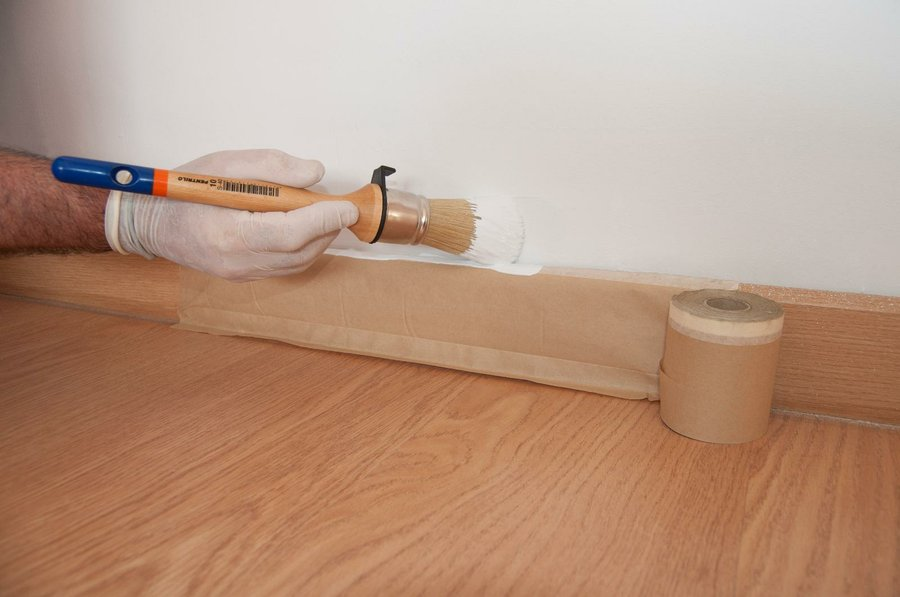 6 Trucos para proteger tu habitación antes de pintarla 1